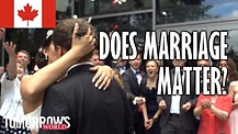 Does Marriage Matter?