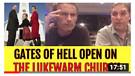 Gates of Hell Unleashed on Lukewarm Church