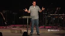 The Great Avenger Pt. 2 - Pastor Shannon Carroll