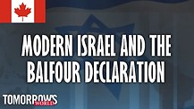 Modern Israel and the Balfour Declaration