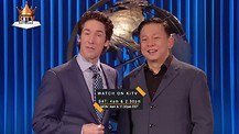 Pastor Paul Koo ~ Recommended By Joel Osteen