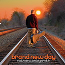 Brand New Day is Nathan's 2nd Solo CD.  The title track has been in heavy rotation on UCB Europe's radio networks.  <br />