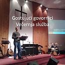 Album sadrži propovedi gostujućih govornika u našoj crkvi