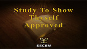 Study To Show Thyself Approved